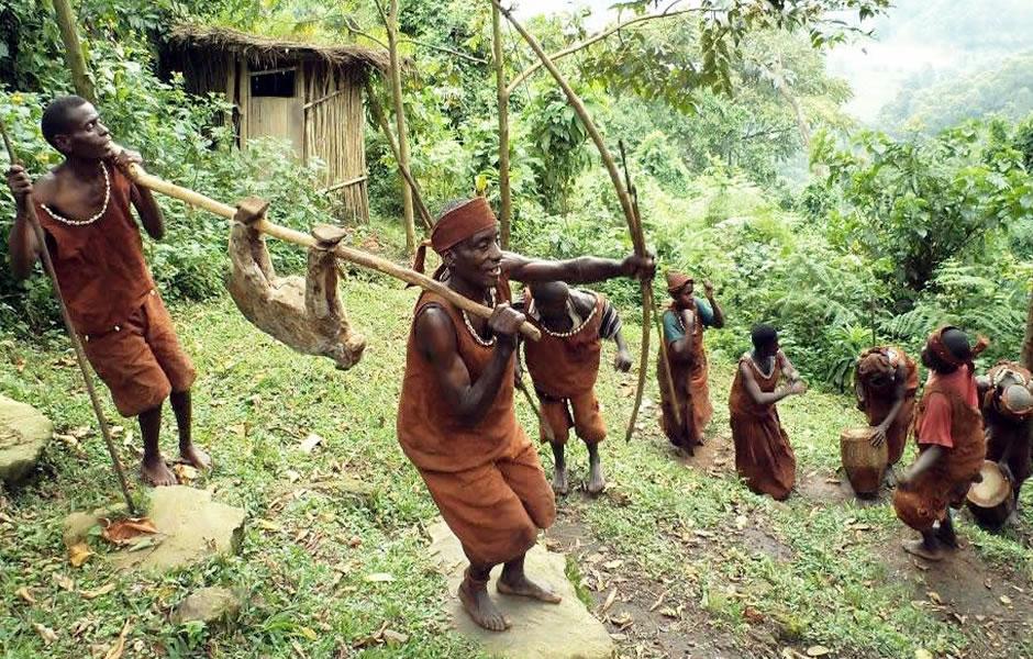 History of Batwa