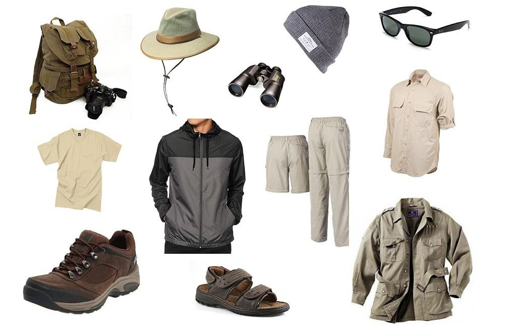 What to pack for the gorilla trekking tour in Uganda?